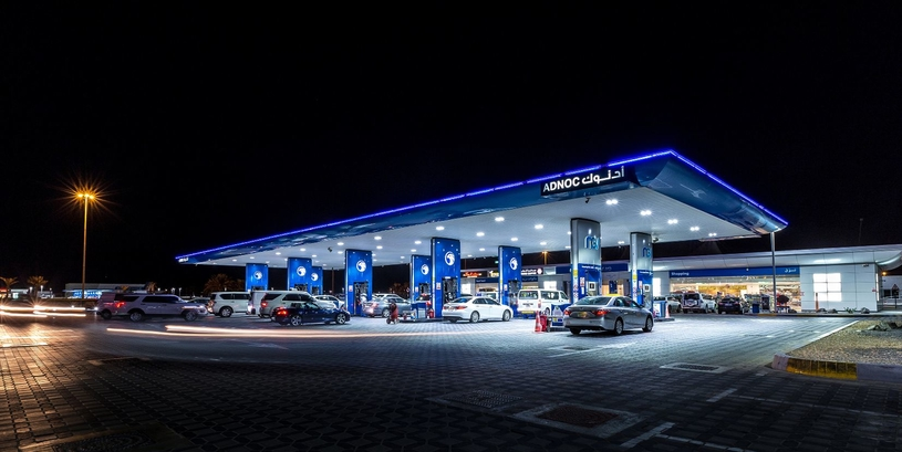 ADNOC Distribution introduces enhanced contactless payment solutions, daily cleaning of sites, and new car sanitization, fuel and grocery delivery services.