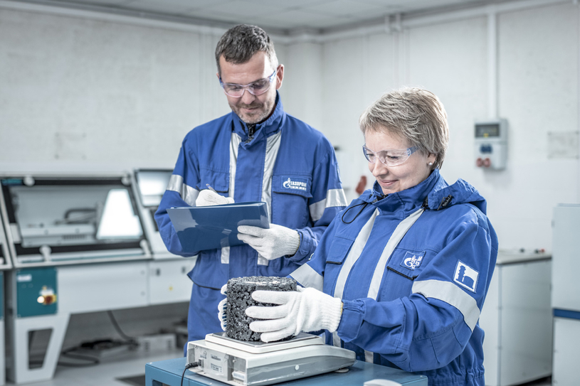 Production assets at Gazpromneft Lubricants, operator of the Gazprom Neft lubricants business, are also expected to be used to produce promising waterproofing materials for Russia's construction industry, under the Izhora brand.