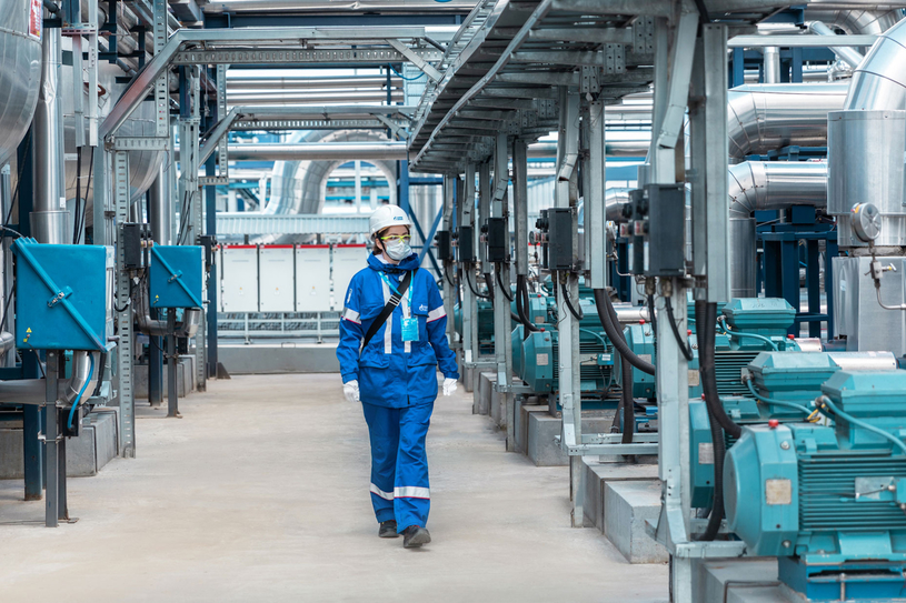 The Open Mosprom project focusses, in particular, on measures taken at the Moscow Refinery to prevent the spread of Covid-19.