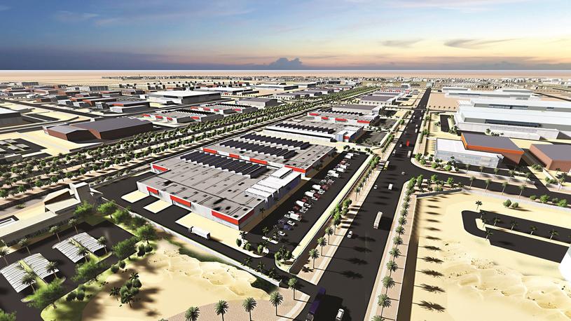 King Salman Energy Park, SPARK