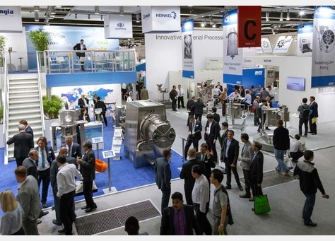 ACHEMA is the world forum for chemical engineering, process engineering and biotechnology.