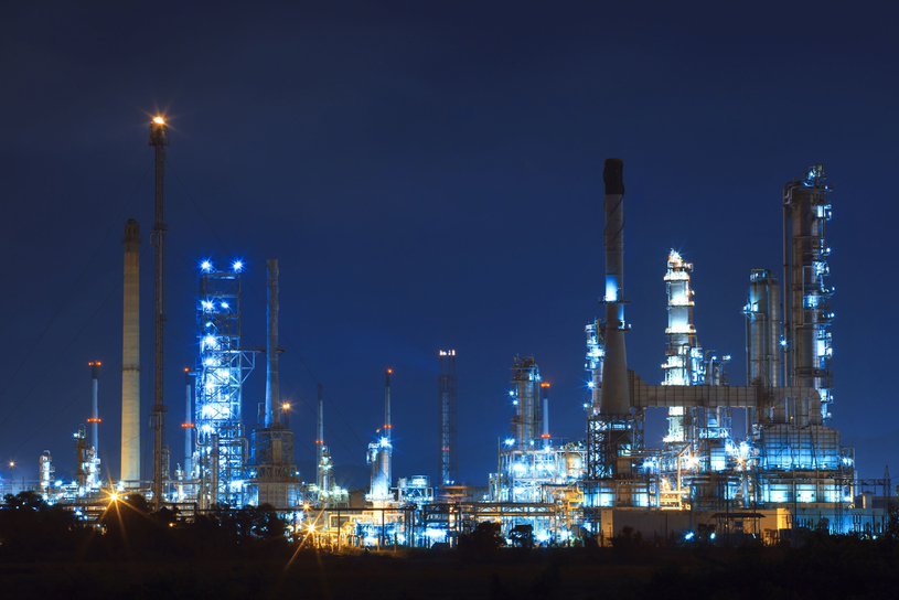 The scope included the removal and replacement of existing refinery components, as well as the installation of new components, new foundations and platform structures.