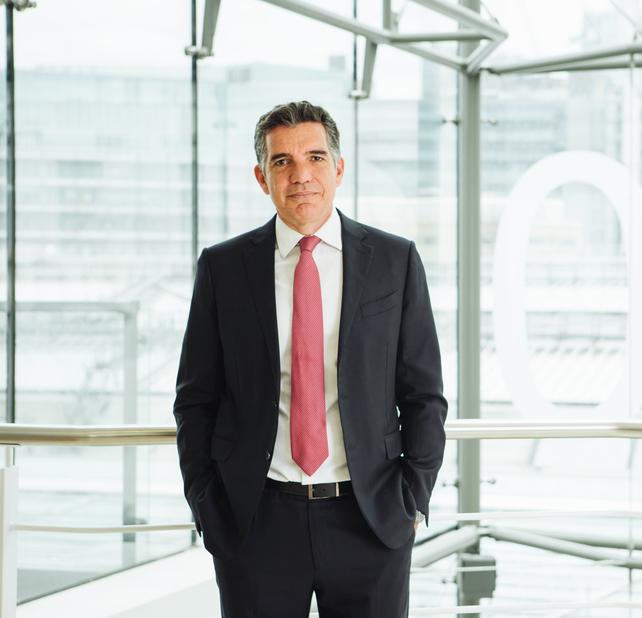 Tareq Kawash, senior vice president for Europe, Middle East and Africa, McDermott.