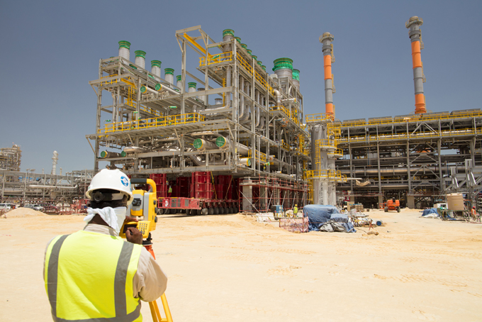 Fluor JV achieves first fire for KIPIC's Al-Zour refinery in Kuwait.