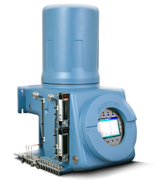 Emerson's Rosemount 700XA gas chromatograph provides measurement of sulphur compounds and natural gas heating value analysis in a single, compact analyser.