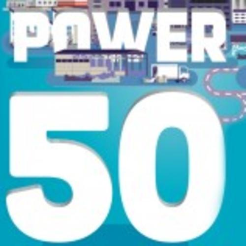Power 50 2016