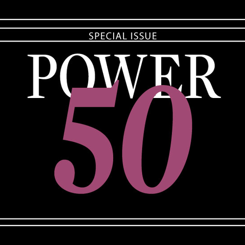 Special Issue Power 50 2015